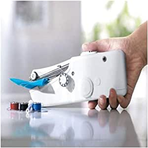 Máquina de coser portátil, mini máquina de coser portátil for el ...