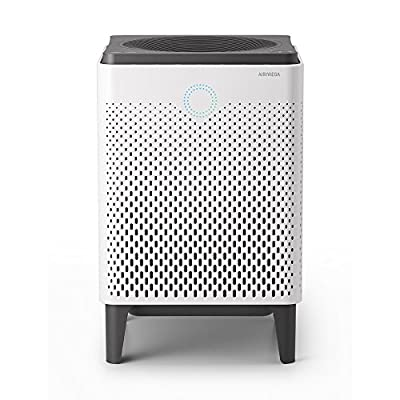 Coway Airmega WiFi Enabled Smart Air Purifier with Coverage and Works with Amazon Alexa and Amazon Dash Replenishment
