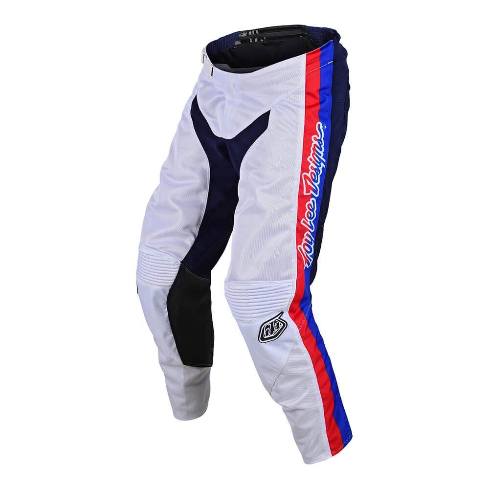 Offroad 38, White Troy Lee Designs Mens GP Air Premix 86 Pant Motocross