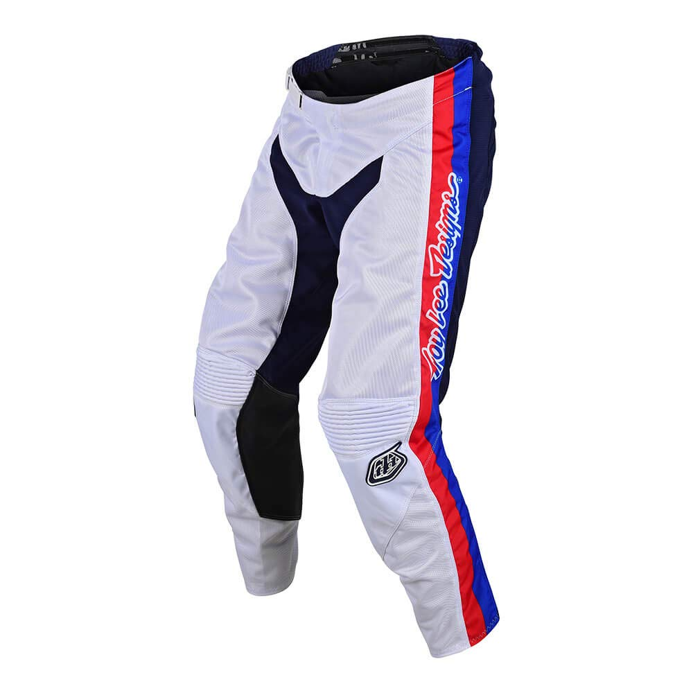 Troy Lee Designs Youth Kids | Offroad | Motocross | GP Air Premix 86 Pant (24, White) by Troy Lee Designs