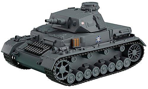 ねんどろいどもあ IV号戦車D型 「ガールズ&パンツァー」