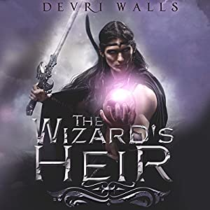 The Wizard's Heir Audiobook