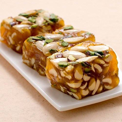 - Chaina Ram Sindhi Confectioners (Delhi) Karachi Almond Halwa Indian Sweet