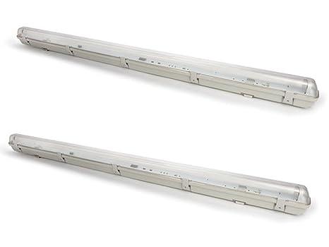 Set wasserfeste t led lampade da soffitto cm ideale per