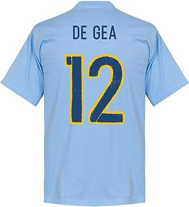 Recuperar España de GEA Equipo Camiseta – Cielo Azul Azul Celeste ...