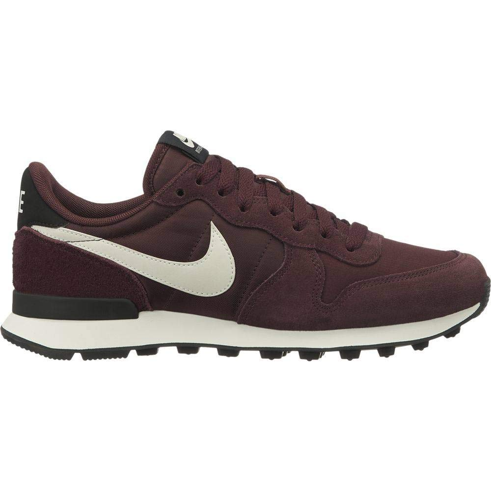 MultiCouleure (Burgundy Crush Summit blanc-noir 614) 36 EU Nike WMNS Internationalist, Chaussures d'Athlétisme Femme
