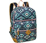 17.5 Inch Classic Backpack with Reinforced Vinyl