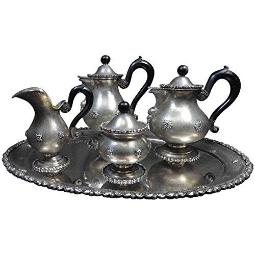 zigri-con-rosoni-by-buccellati-sterling-silver-tea-set-with-ebony-5pc-0002