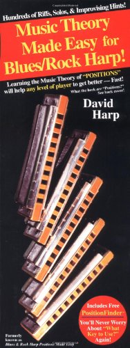 (Harp Positions Made Easy  for Blues / Rock Harp  (Harmonica))
