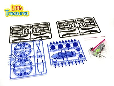 Little Treasure Spider Robot Building Kit Engages Children of All Ages!