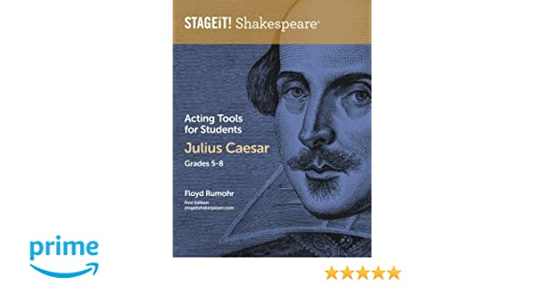 Amazon.com: STAGEiT! Shakespeare Acting Tools for Students ...
