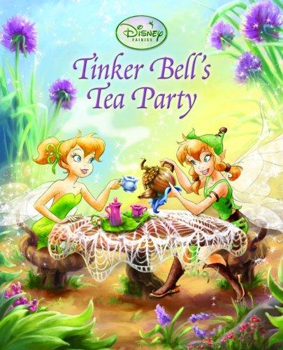 Download Tinker Bell's Tea Party (Disney Fairies) pdf epub