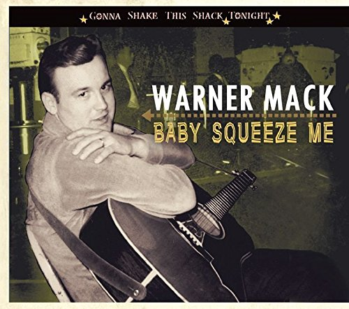 Baby Squeeze Me: Gonna Shake This Shack Tonight