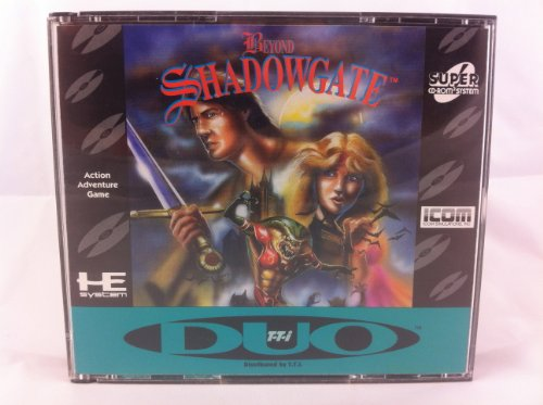 Beyond Shadowgate