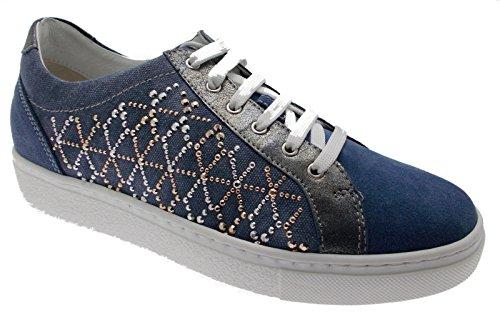 Orthopédiques Orthopédiques Chaussures Jeans Loren Femme Chaussures Jeans Baskets C3787 Baskets Femme 41 C3787 41 Orthopédiques Loren Orthopédiques wCqO7UIBW