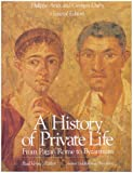 A History of Private Life, , 0674399757