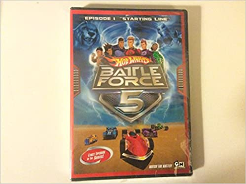battle force 5 episode 1