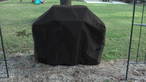 Weber Spirit Grill Cover - Sunbrella Black by Northstar Products Inc.