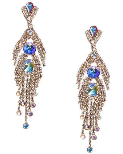 Shimmering Waterfall Earrings ()