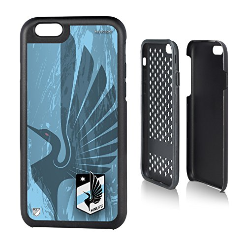 fan products of Minnesota United FC iPhone 6 and 6S Rugged Case MLS