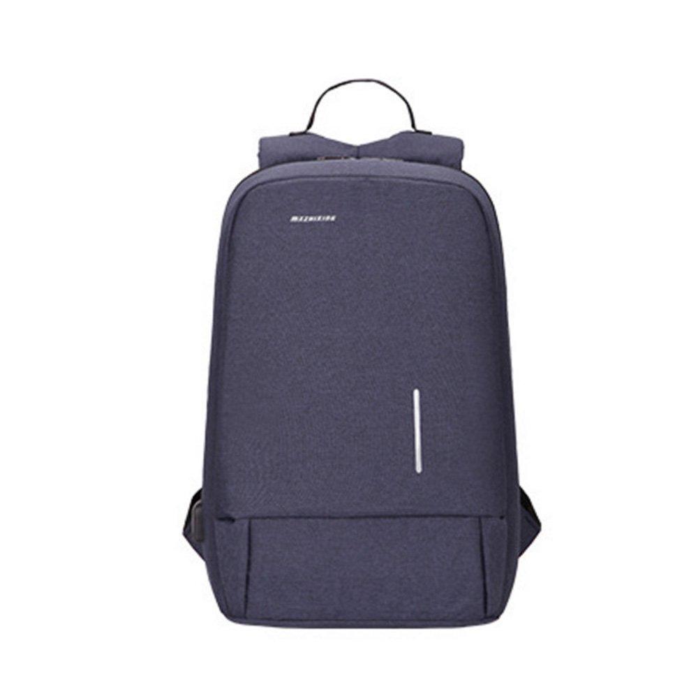 Decha Waterproof Anti Theft Laptop Backpack USB Charging Port Business Travel Backpack