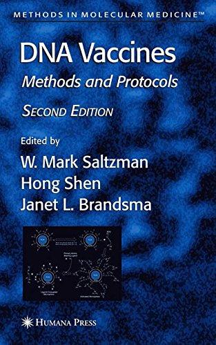 DNA Vaccines (Methods in Molecular Medicine)