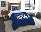 The Northwest Co mpany MLB Kansas City Royals Grandslam Twin 2-piece Comforter Set