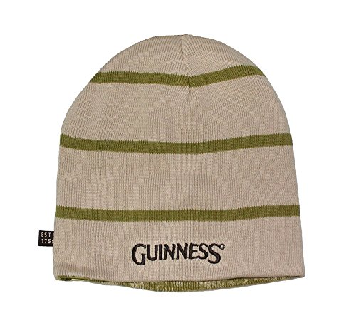 Guinness Beer Reversible Beanie Hat ()