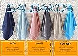 SALBAKOS Luxury Hotel and Spa 100% Turkish Cotton