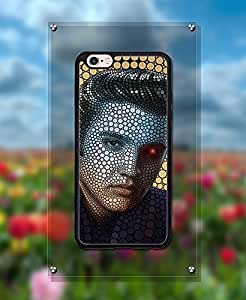 Brand New Durable Elvis Presley Hard Plastic Drop Protection Cover Shell Phone Cover for IPhone 6 6s Plus (5.5 inch) - Kanel