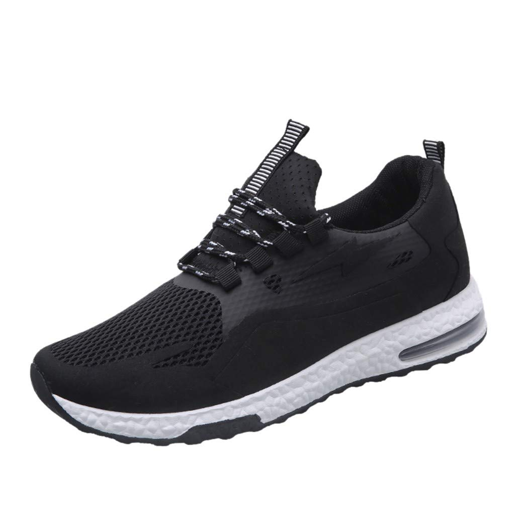 1ffbf455a78e3 Amazon.com: Outdoor Sneakers Mens Fashion Sneakers Mesh Athletic ...