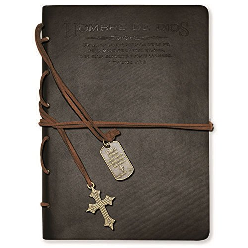 Hobre Dios Timoteo Leather Journal product image
