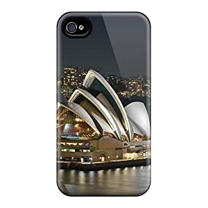 Dana Lindsey Mendez Iphone 4/4s Well-designed Hard Case Cover Sydney Opera House Protector
