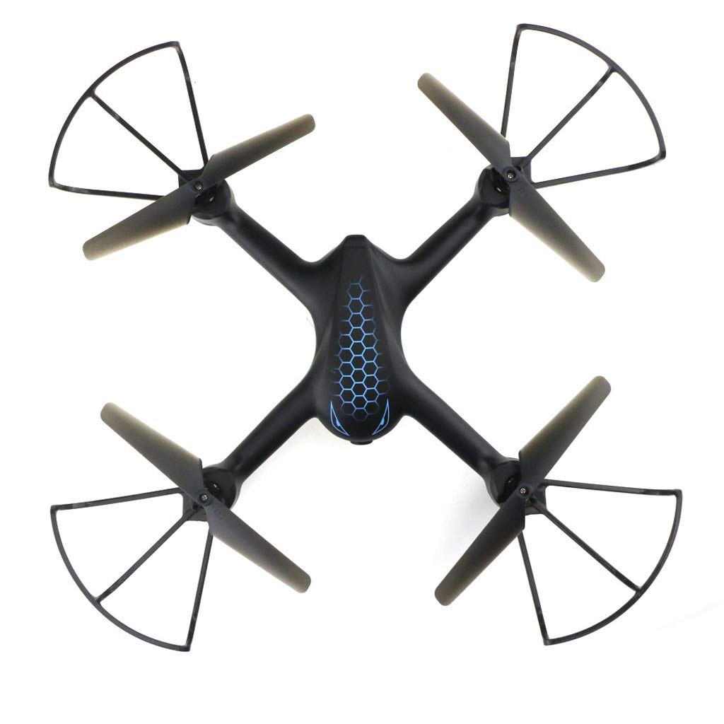 WANG XIN Optical Flow Positioning Remote Control Aircraft 720P HD WiFi Drone Quadcopter by WANG XIN (Image #5)