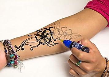 Henna City All Natural Jagua Tattoo Kit 1 Oz
