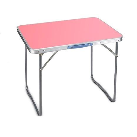Pleasing Amazon Com Gaoyang Small Folding Table Outdoor Aluminum Theyellowbook Wood Chair Design Ideas Theyellowbookinfo