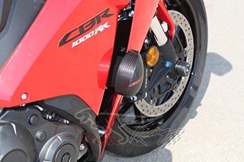 T-Rex Racing 2012 - 2016 Honda CBR1000RR No Cut Frame Sliders by T-Rex Racing (Image #3)