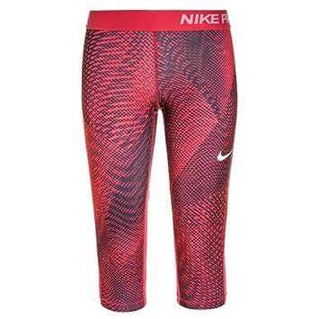 c5aaf7c17eca5b Nike Mädchen G N Pro Capri Aop3 Caprihose  Amazon.de  Sport   Freizeit