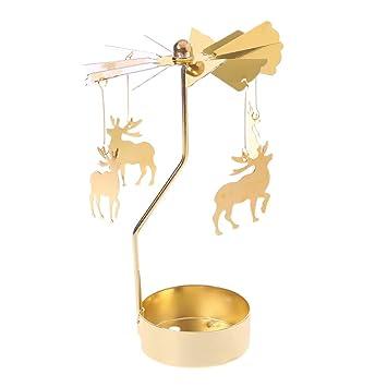 Xurgm Metall Gold Kerzenhalter Für Kegel Kerzen Eisen Dünne Metall Moderne  Tisch Dekorative Herzstück Elegante Hochzeit