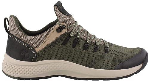 Timberland Scarpe Sport per Uomo A1NVO FLYROAM Dark Green  Amazon.it   Scarpe e borse 6723946602