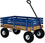 Speedway Express Wagon Model 500 Amish-made Blue For Sale