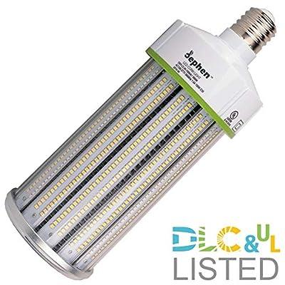 Dephen LED Corn Bulb, 5000K Pure White Large Mogul E39 Base Corn Light Replacement for Metal Halide Bulb, HID, CFL, HPS(AC100-277V)
