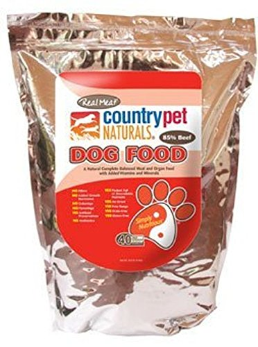 Real Meat Air Dried Beef Pet Treat, 10 lb