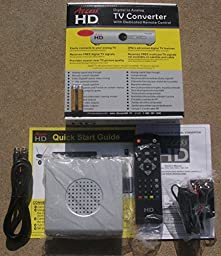 Access HD TV Converter Model DTA1020A D