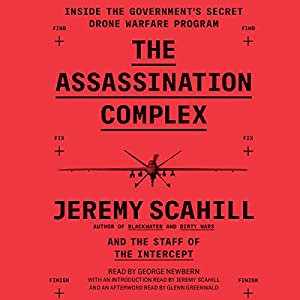 The Assassination Complex Audiobook