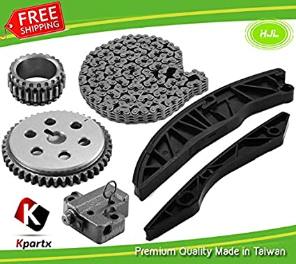 Amazon.com: Timing Chain Kit Fits KIA Soul 1.6L HYUNDAI i20 Accent 1.4L 24321-2B000 w/Gears: Automotive