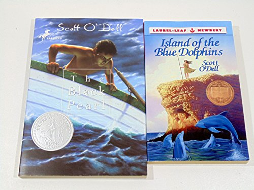 Island of the Blue Dolphins and The Black Pearl- 2 Paperbacks