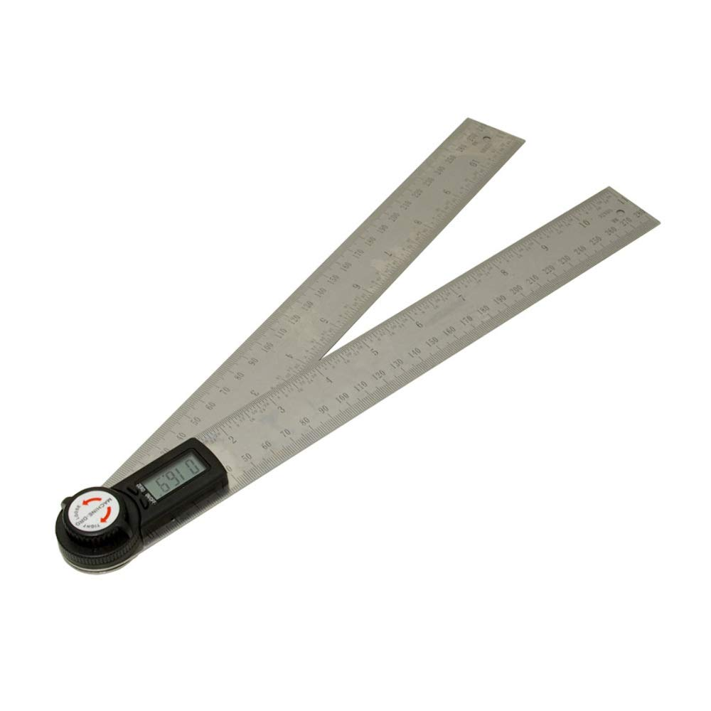 300mm 12' Digital Angle Ruler Readout Gauge M-DRO