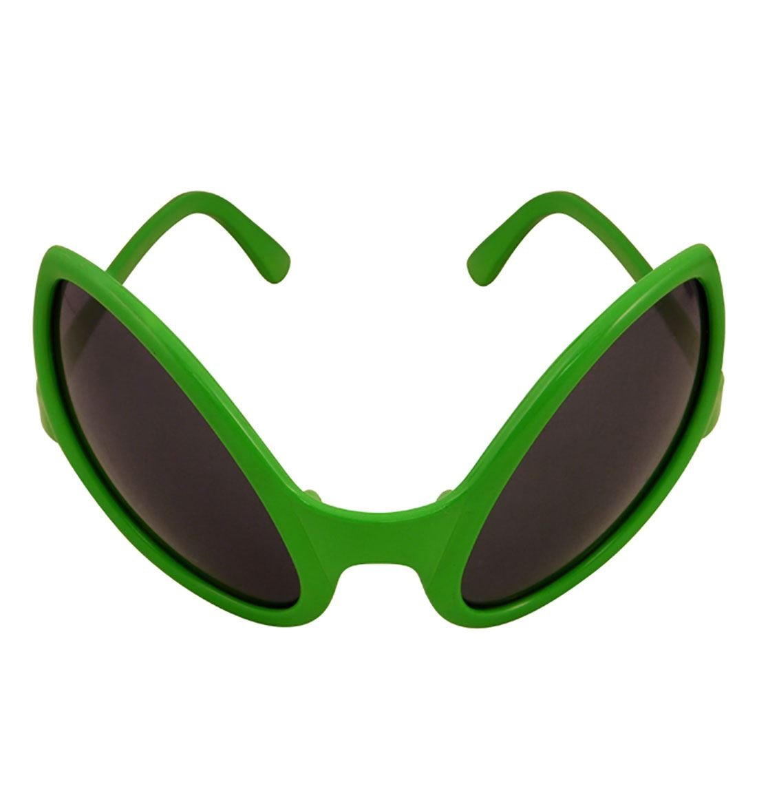 Unisex Alien Dark Lens Glasses Adults Fly Et Bug Halloween Accessory One Size MA ONLINE