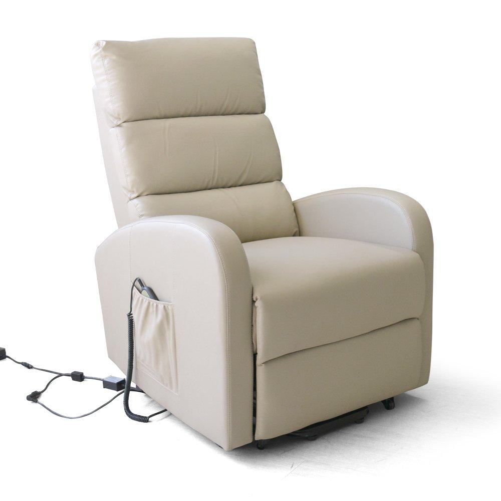 TUONI Relax Master Sessel, Metall/Kunstleder, Seil, 71x 93.5x 78cm
